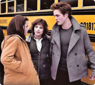 Our bus is full-Alice Cullen